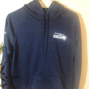 Under Armou NFL Seahawks Hoodie sweatshirt Size MD